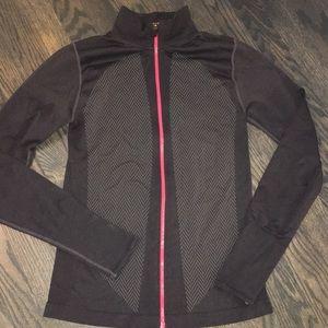 Fabletics zip up jacket - S
